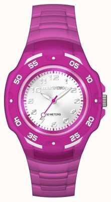 Timex analogique marathon unisexe mi violet TW5M06600