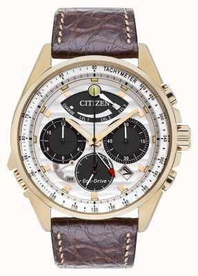 Citizen | hommes | calibre 2100 | édition limitée | alarme chrono | AV0068-08A