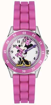 Disney Princess Childrens souris minnie bracelet en caoutchouc rose MN1157