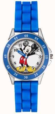 Disney Frozen Bracelet en caoutchouc Mickey Mouse bleu MK1241