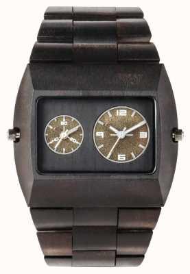 WeWood Bracelet en bois rs Mens jupiter noir 70331300