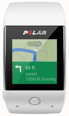 Polar M600 blanc androïde porter smartwatch 90062397