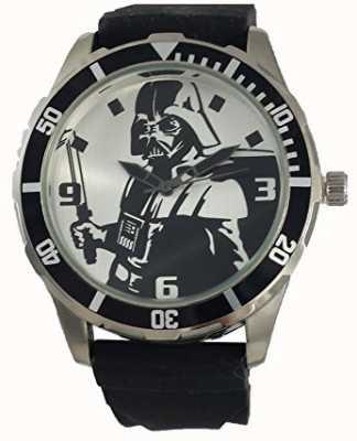 Star Wars Darth Vader bracelet noir DAR1017
