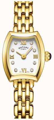 Rotary plaqué or Womans montre cocktail LB05055/01