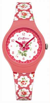 Cath Kidston Mesdames provence rose rose montre imprimé CKL025P