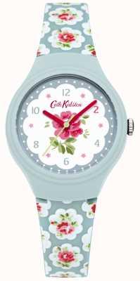 Cath Kidston montre dames bleu provence rose imprimé CKL025U