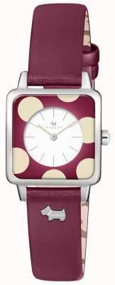 Radley Rochester ruby bracelet en cuir RY2397