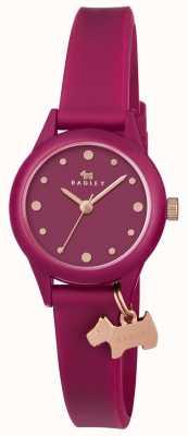 Radley Regarde ça! ruby bracelet en silicone RY2438