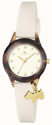 Radley Regarde ça! bracelet en silicone blond RY2432
