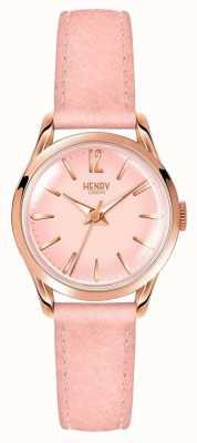 Henry London Shoreditch rose des femmes HL25-S-0170