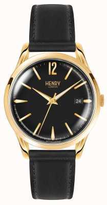 Henry London Noir unisexe noir HL39-S-0176