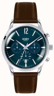 Henry London Knightsbridge pour hommes HL41-CS-0107