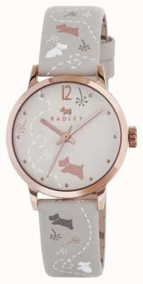 Radley Imprimé montre bracelet RY2342