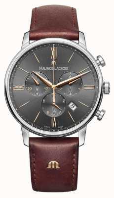 Maurice Lacroix chronographe gris Mens EL1098-SS001-311-1