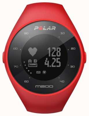 Polar Unisexe rouge m200 gps m / l poignet h 90061217