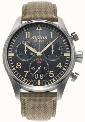 Alpina Startimer pilote AL-372BGR4S6