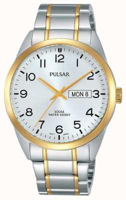 Pulsar Gents deux montre ton PJ6064X1