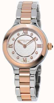 Frederique Constant Womans classiques délice acier rose doré FC-200WHD1ER32B