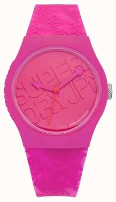 Superdry Womans rose silicone urbain SYL169P