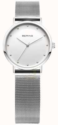 Bering Montre en verre saphir incurvé pour dames 13426-000
