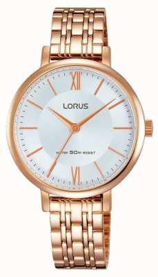 Lorus Womans dame en or rose RG286LX9