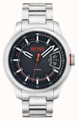 Hugo Boss Orange acier inoxydable Mens hong kong 1550004