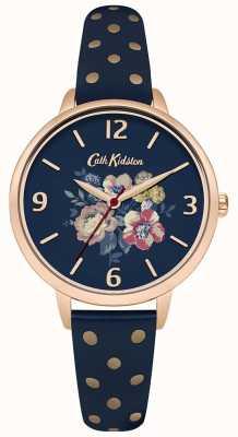 Cath Kidston Lunette florale de la marine américaine CKL004URG