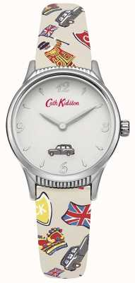 Cath Kidston Womans uk print beige CKL011WW