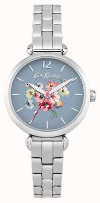 Cath Kidston Bracelet métal femme bleu CKL015SM