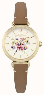 Cath Kidston Cadran floral Womans marron CKL015TG