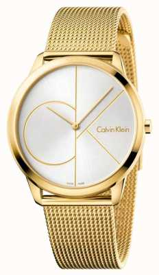 Calvin Klein Maillot d'or minimal pour hommes K3M21526