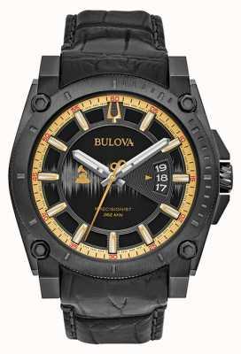 Bulova édition spéciale grammy précisionniste cuir noir 98B293