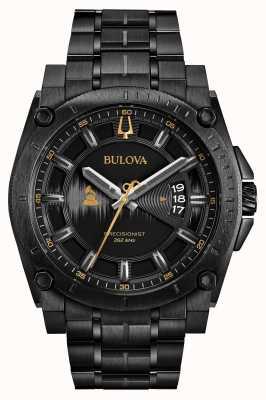 Bulova Plaqué édition spéciale grammy précisionniste ip noir 98B295