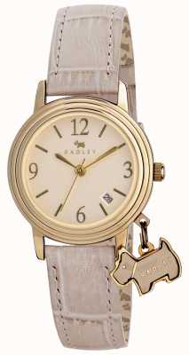 Radley Womans darlington bracelet en cuir crème RY2300