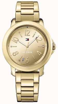 Tommy Hilfiger Bracelet en or en acier inoxydable pour femme 1781751