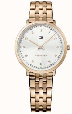 Tommy Hilfiger Womans pippa rose plaqué or 1781760