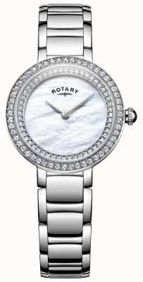 Rotary pierre Womans Ensemble montre cocktail LB05085/41L