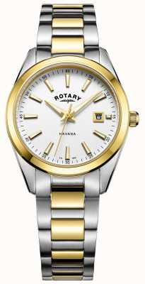 Rotary Womans Havana deux tons LB05080/02