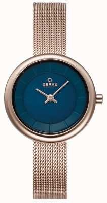 Obaku Womans stille azure V146LXVLMV