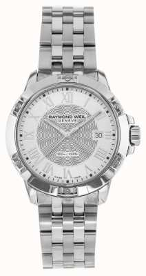 Raymond Weil Tango en acier argenté pour homme 8160-ST-00658