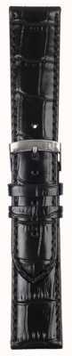 Morellato Courroie seulement - samba alligator veau noir 18mm A01X2704656019CR18