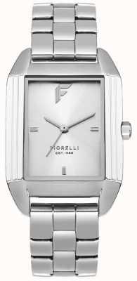 Fiorelli Womans bracelet en argent cadran argent pâle FO034SM