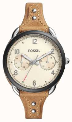 Fossil Womans tailleur beige ES4175