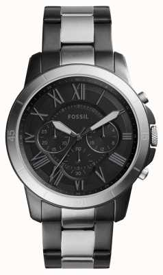 Fossil Hommes accorder sport chronographe deux tons FS5269