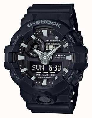 Casio Chronographe homme g-shock marine GA-700-1BER