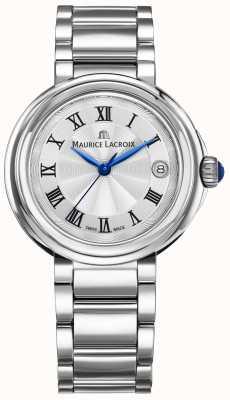Maurice Lacroix Montre pour femme Fiaba 36 mm en acier inoxydable FA1007-SS002-110-1