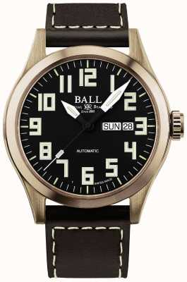Ball Watch Company Mens ingénieur iii bronze cas NM2186C-L3J-BK
