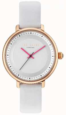 Ted Baker Womans isla 36mm montre blanche TE10031529