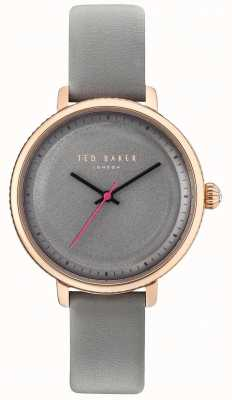 Ted Baker Womans isla 36mm montre grise TE10031534