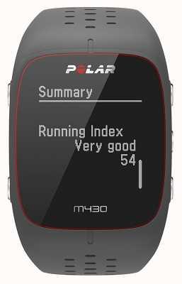 Polar M430 montre caoutchouc caoutchouc 90064404